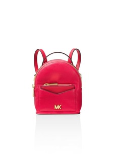 MICHAEL Michael Kors Jessa Extra Small Convertible Leather Backpack