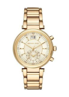 MICHAEL Michael Kors Jet Set 39mm Chronograph Bracelet Watch