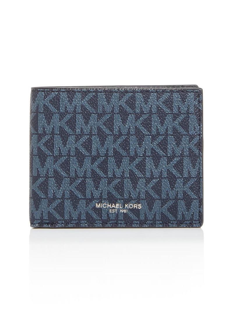 Michael Kors Jet Set Slim Bi-Fold Wallet