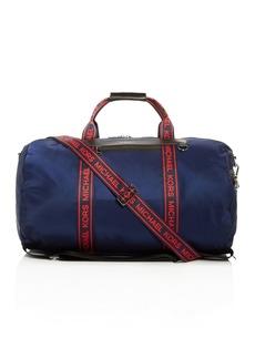 Michael Kors Kent Logo Convertible Duffel Backpack