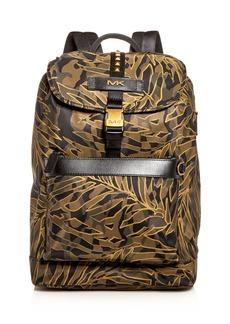 Michael Kors Kent Palm Camo Field Backpack