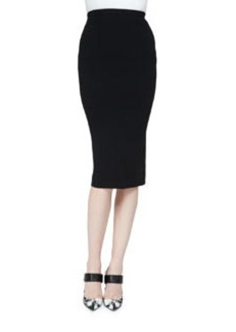 Michael Kors Knit Pencil Skirt