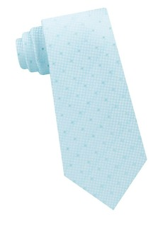 Michael Kors Lawrence Dot Silk Tie