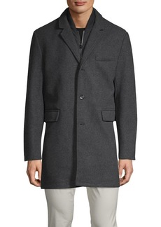 Michael Kors Layered Coat