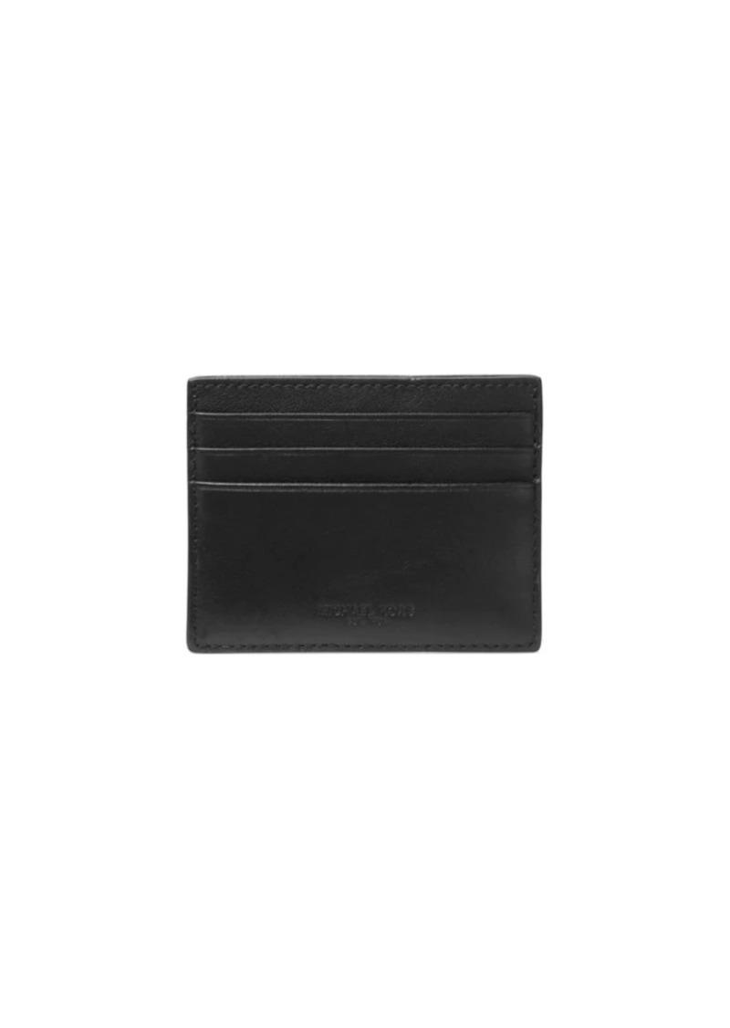 Michael Kors Leather Card Case