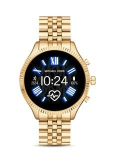 Michael Kors Lexington 2 Link Bracelet Touchscreen Smartwatch, 44mm