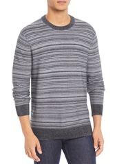 Michael Kors Links Striped Crewneck Sweater
