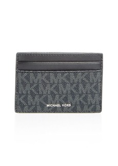 Michael Kors Mason Logo Card Case