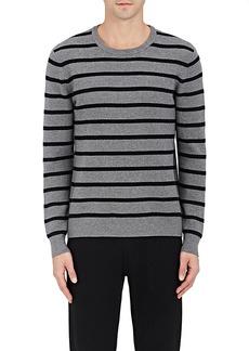 Michael Kors Men's Striped Rib-Knit Sweater