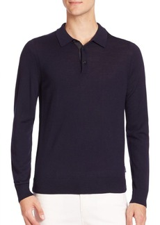 Michael Kors Merino Wool Polo