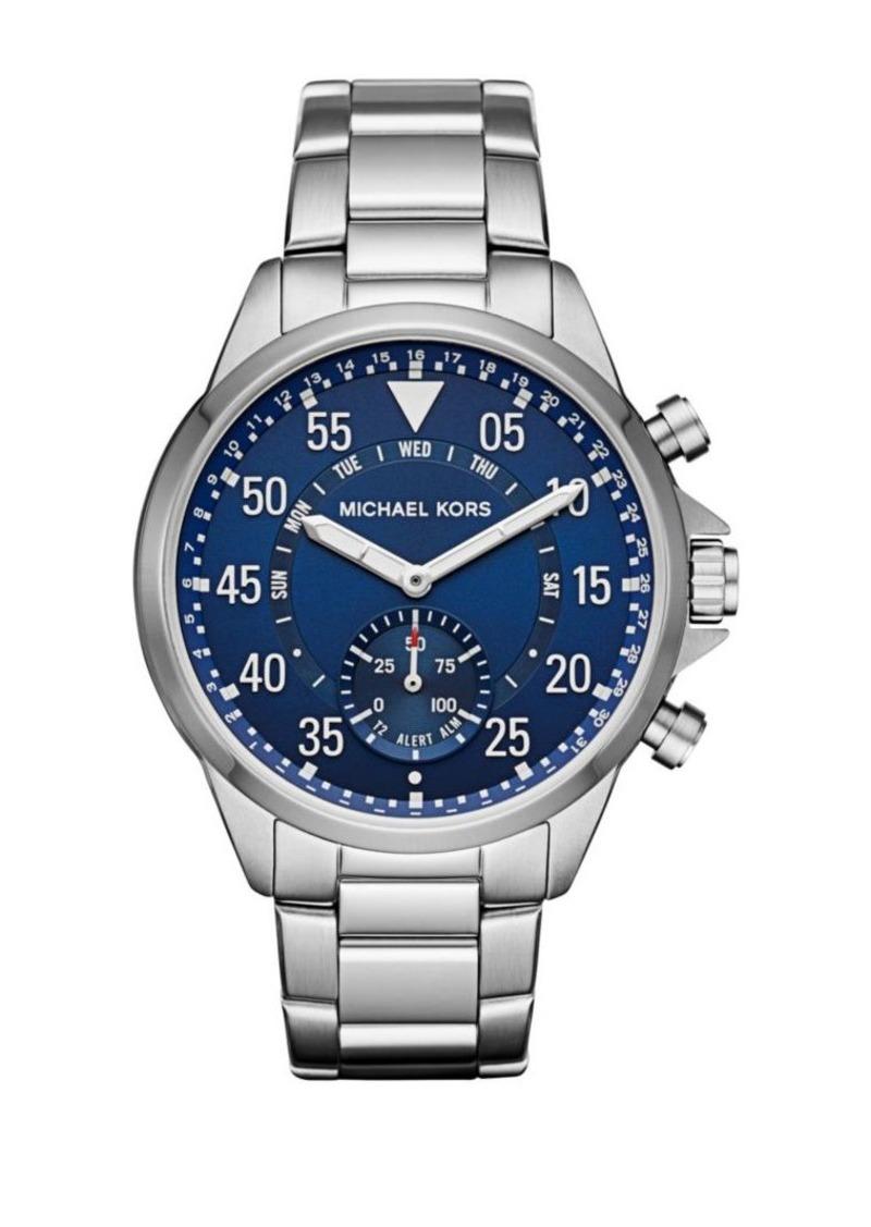 Michael Kors Michael Kors AccessGage Stainless Steel Hybrid Smart Watch