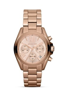Michael Kors Mini Bradshaw Chronograph Watch in Gold, 35mm