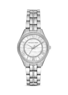 Michael Kors Mini Lauryn Pav� Watch, 33mm x 39mm