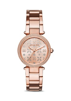 Michael Kors Mini Parker Watch, 33mm