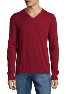 Michael Kors Minimalistic Cotton Sweater