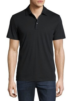 Michael Kors MK Sleek Cotton Polo Shirt