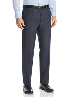 Michael Kors M�lange Birdseye Classic Fit Suit Pants