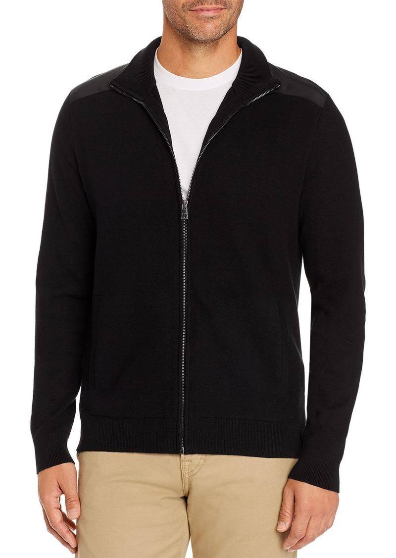 Michael Kors Mock-Neck Sweatshirt