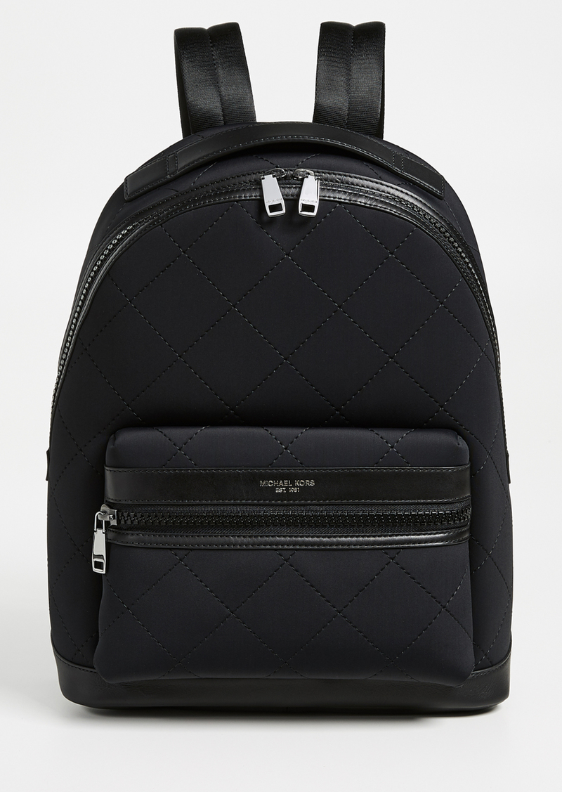 4945a7ce8a9e SALE! Michael Kors Michael Kors Odin Neoprene Backpack