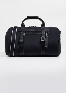 Michael Kors Odin Neoprene Convertible Duffel Backpack