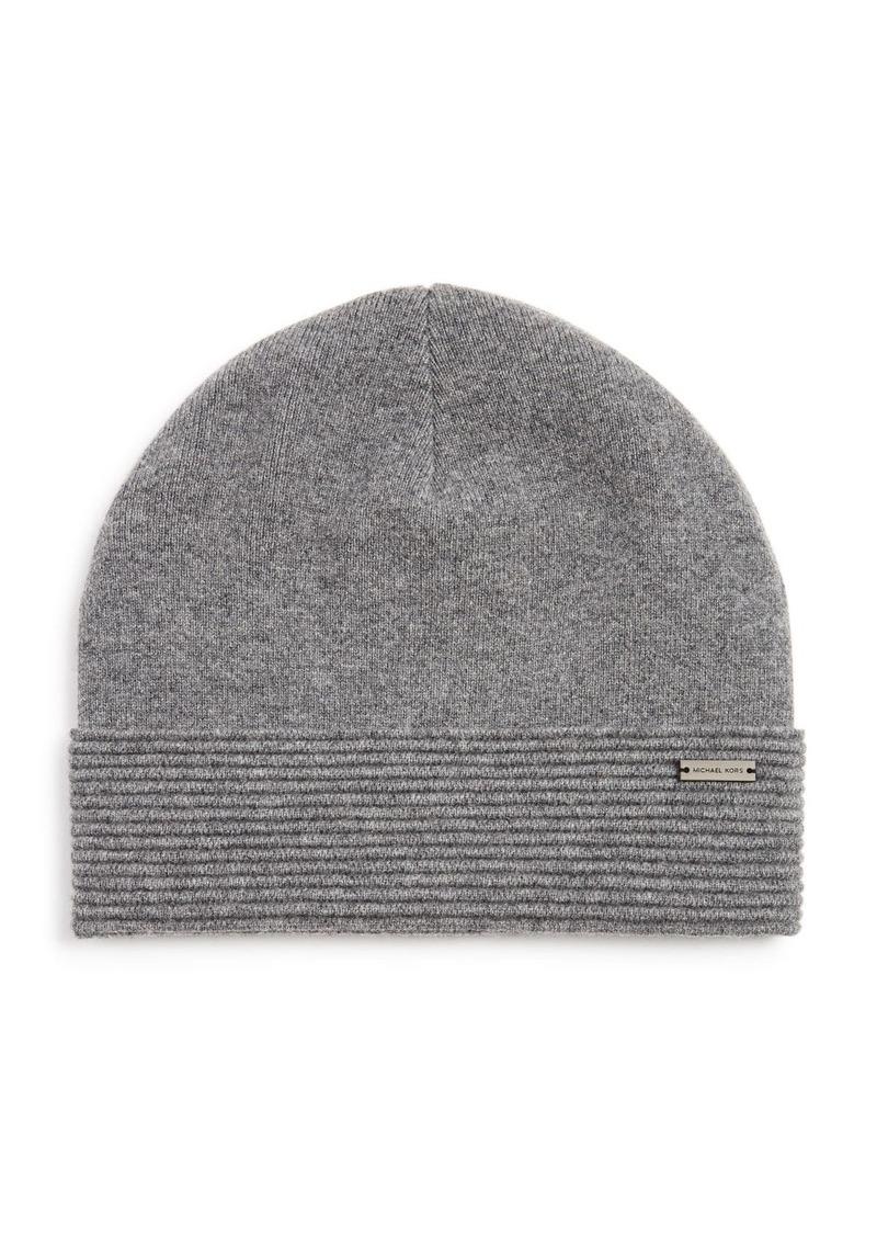 Michael Kors Ottoman Cuff Hat