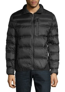 Michael Kors Packable Insulated Jacket