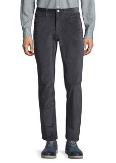 Michael Kors Parker Corduroy Slim-Fit Pants