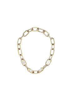 Michael Kors Pearl Link Collar Necklace