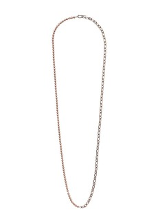 Michael Kors Pearl Link Dual Strand To Choker Necklace
