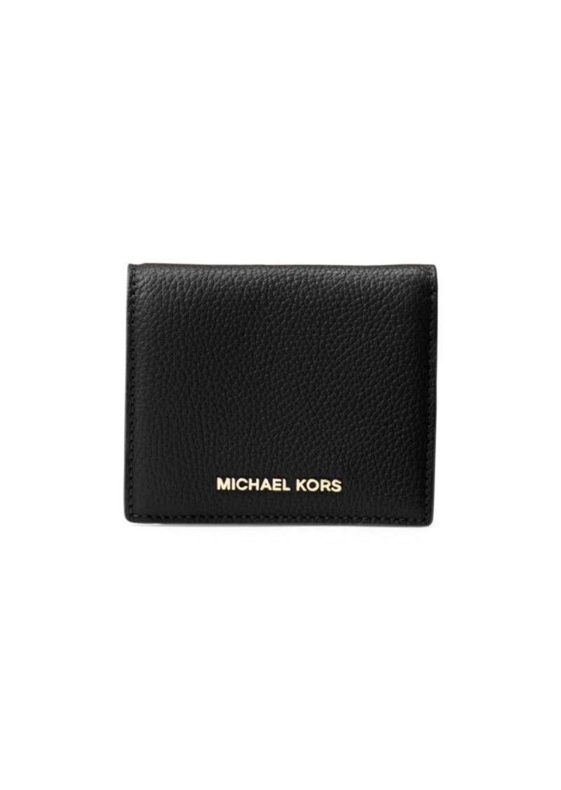 822b068161a43 MICHAEL Michael Kors MICHAEL MICHAEL KORS Pebble Leather Bifold ...