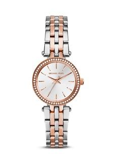 Michael Kors Petite Two-Tone Darci Watch, 26mm