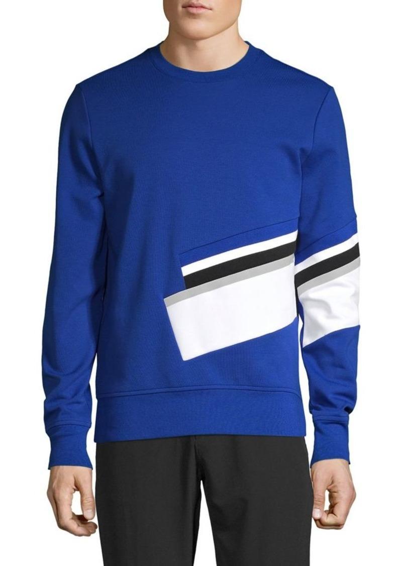 Michael Kors Pop-Insert Sweater