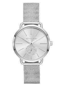 Michael Kors Portia Stainless Steel Bracelet Analog Watch