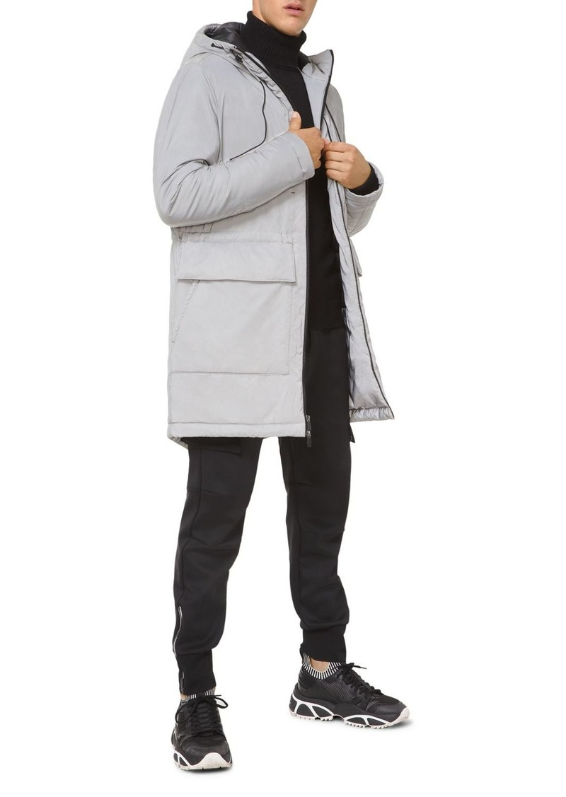 Michael Kors Reflective Anorak Jacket