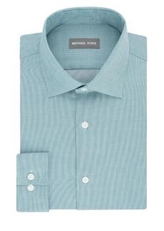 Michael Kors Regular Fit Airsoft Stretch Dress Shirt