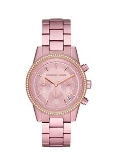 Michael Kors Ritz Chronograph Bracelet Watch