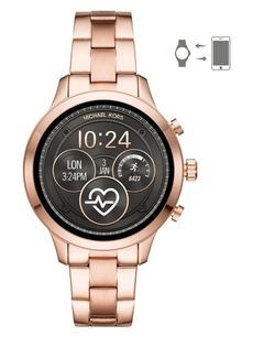Michael Kors Runway Access Stainless Steel Touchscreen Bracelet Smart Watch