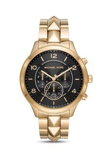 Michael Kors Runway Mercer Link Bracelet Chronograph, 44mm