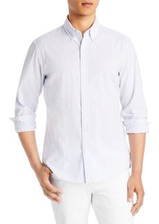 Michael Kors Seersucker Slim Fit Button-Down Shirt