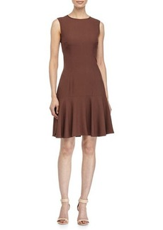 Michael Kors Sleeveless Circle Dress