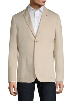 Michael Kors Slim-Fit Stretch Blazer