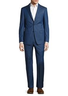 Michael Kors Slim-Fit Two-Button Two-Piece Suit
