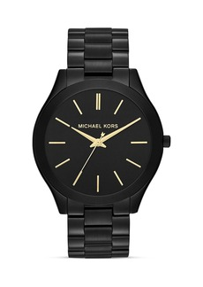 Michael Kors Slim Runway Bracelet Watch, 42mm