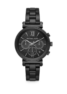 Michael Kors Sofie Chronograph Stainless Steel Watch