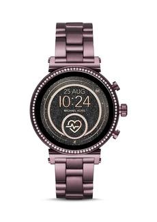 Michael Kors Sofie Heart-Rate Smartwatch, 41mm