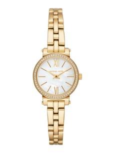 Michael Kors Sofie Mother-Of-Pearl Bracelet Watch