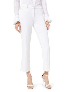 Michael Kors Collection Straight-Leg Cropped Trousers
