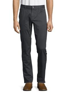Michael Kors Parker Slim-Fit Stretch-Twill Pants