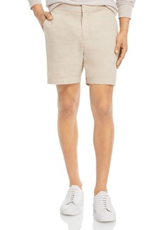 Michael Kors Stretch Linen Shorts