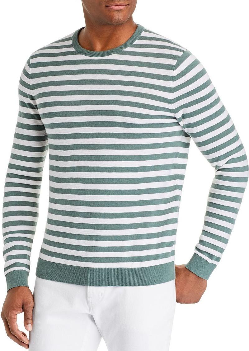 Michael Kors Striped Crewneck Sweater - 100% Exclusive
